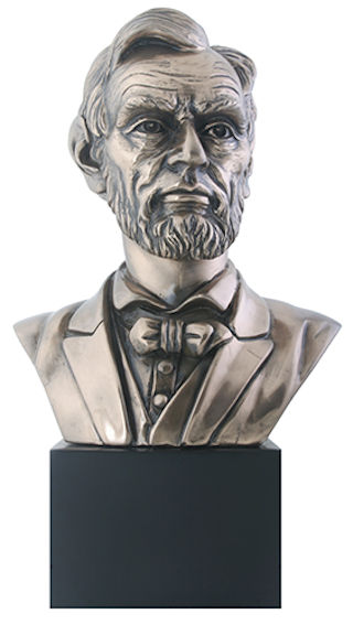 Lincoln Sculptural Bust