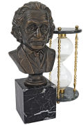 Albert Einstein Sculptural Bust