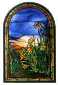 Art Glass Replica of Daffodils by Tiffany