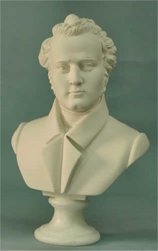 Bellini Vincenzo Bust 13