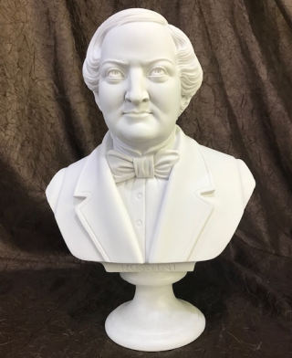 Rossini Gioacchino Composer Bust 13
