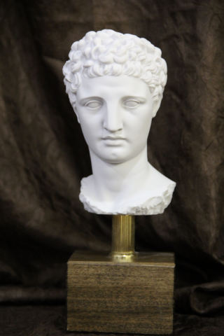 Head of Olympia Hermes 10