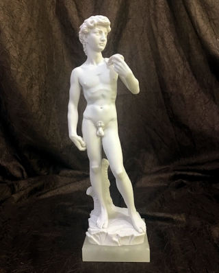 David By Michelangelo Sculpture Marble 14