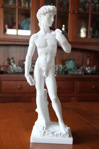 David By Michelangelo Sculpture 18