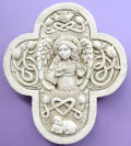 Blessings Celtic Angel Wall Plaque Decor
