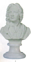 Bust of Composer Vivaldi Marble Sculpture 6