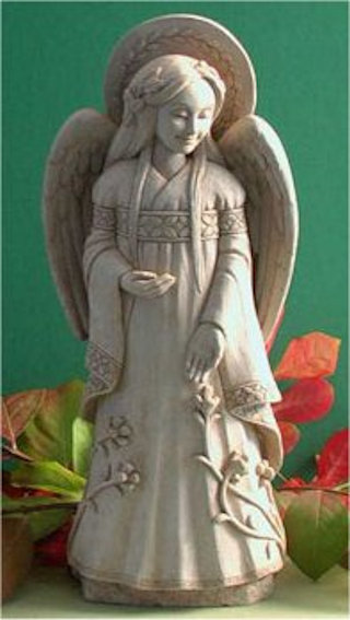 Hope Angel Sculpture By Carruth