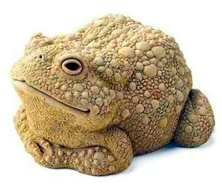 Todd Wartsmith Toad Sculpture By Carruth