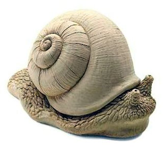 Gertrude Snail Sculpture By Carruth