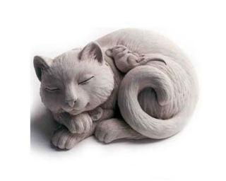 Purrfect Pals Cat Sculpture By Carruth