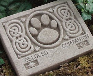 Beloved Companion Celtic Pet Memorial