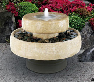 Millstone Fountain 3 Piece