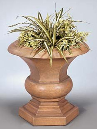 Barrington Collection Urn Cast Stone 18