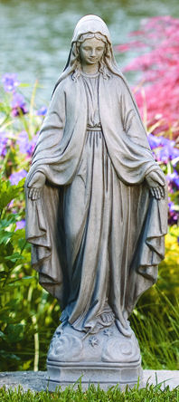 Blessed Mother Mary Statue 25