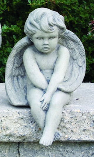 Sitting Angel 12