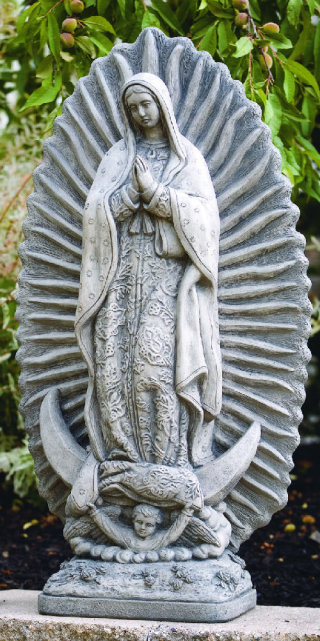 Our Lady Of Guadalupe Statue 32