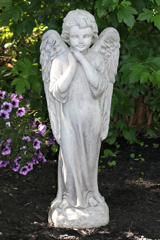 Gazing Garden Angel Statue 29