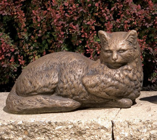 Cat Sculpture 12