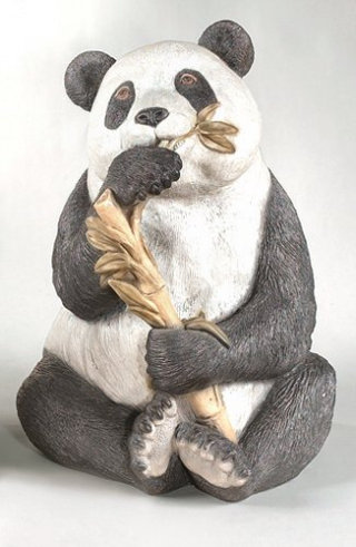 Panda Bear Sculpture 25