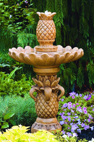 Classic Pineapple Fountain 44.25