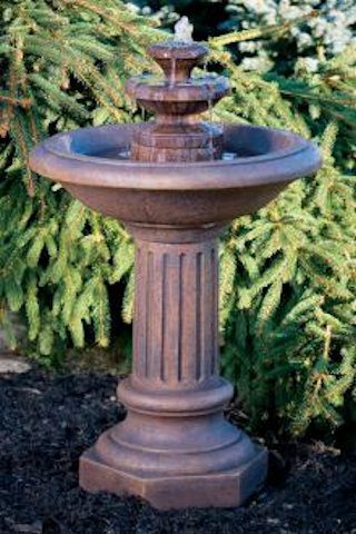 Roman Fluted Fountain 37.75