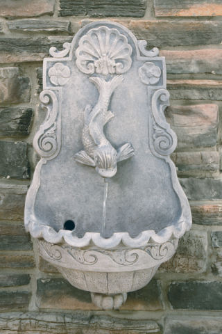 Fish Wall Fountain 34