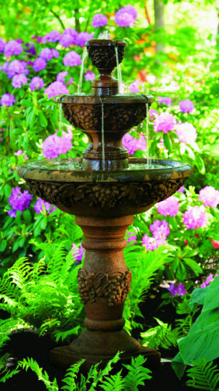 Three Tier Sonoma Fountain 57.25