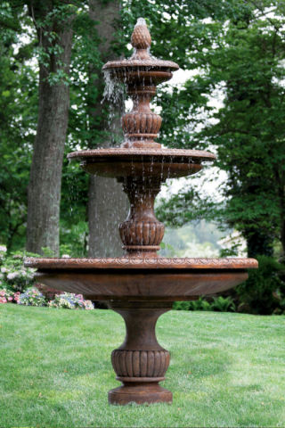 Three Tier Savona Fountain 102