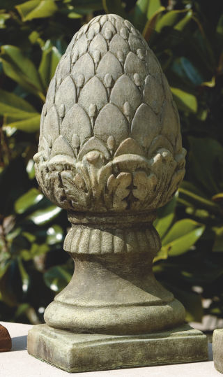 Pineapple Finial 18.5