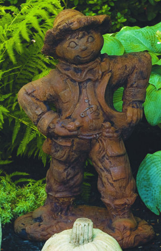 Scarecrow Sculpture 32