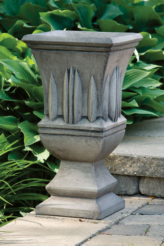 Cast Stone Planters Urns And Garden Vases By Statue Com