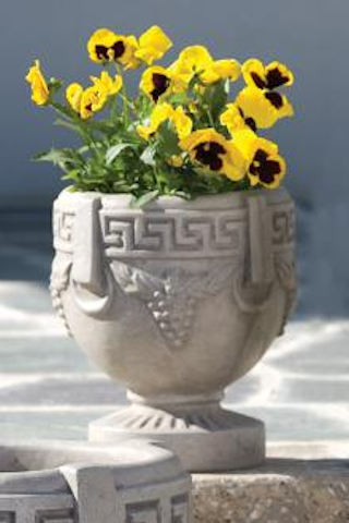 Grecian Urn Small Planter 17