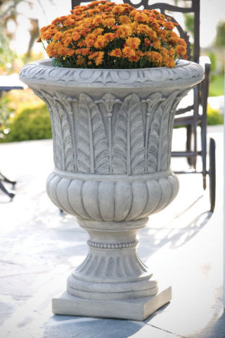 Cast Stone Urns and Planters