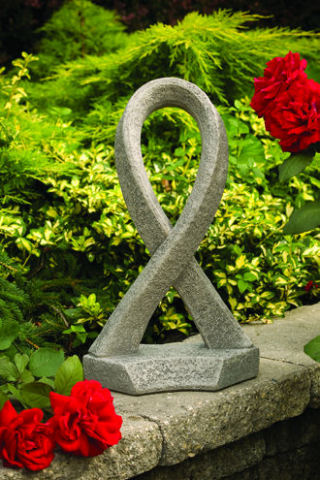 Ribbon Of Tribute Statue 19