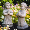 Children in Cast Stone and Resin