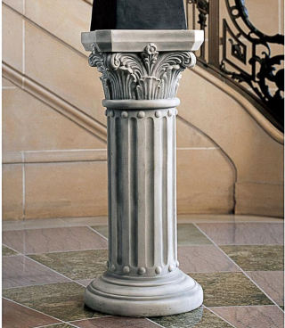 Pedestals, Columns, Plinths and Pillars 24