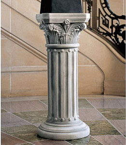 Shop Columns and Sculpture Pedestals in Smaller Sizes