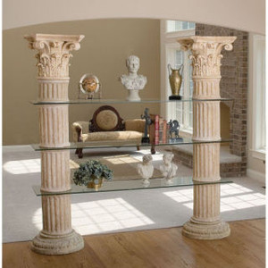 Decorative Columns and Sculpture Pedestals Collection