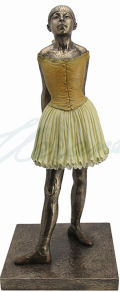 Degas Little Dancer Statue Reproduction Large