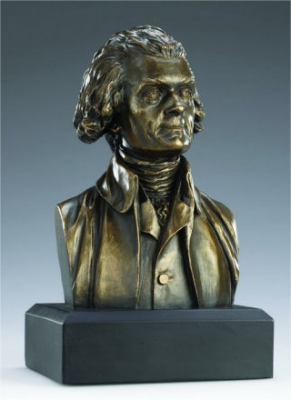 Thomas Jefferson Bust 6