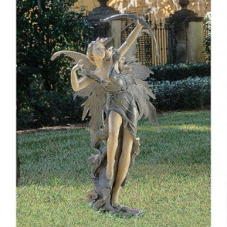 Archer Rhiannon Garden Fairy Sculpture