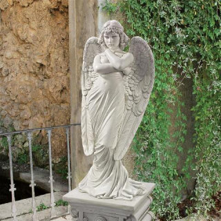 Angel Statue by Monteverde