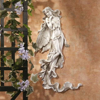 Brianna Summer Breeze Fairy Wall Decor