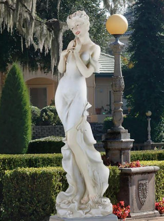 Thalia Muse Of The Garden Statue