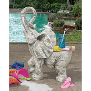 Good Fortune Elephant Sculptural Chair