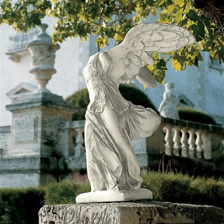 Nike Of Samothrace Winged Victory Sculpture 41