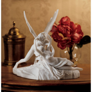 Cupid And Psyche Statue by Canova