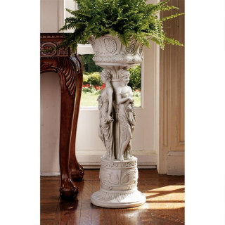 Chatsworth Manor Neoclassical Urn