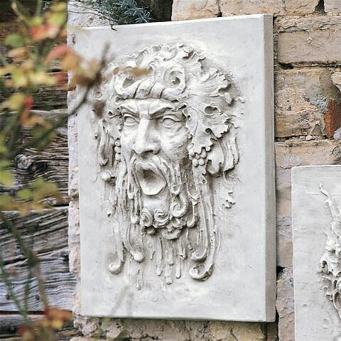 Greenman Grapes Italian-style Wall Frieze