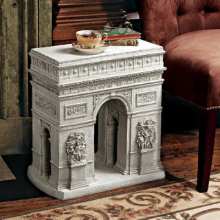 Arc De Triomphe Sculptural Table